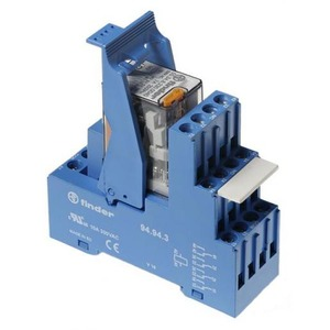 Finder INTERF.RELAIS 2W 10A 12VDC