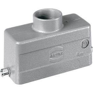 Harting 411 behuizing industriële connector IP65 19300241442