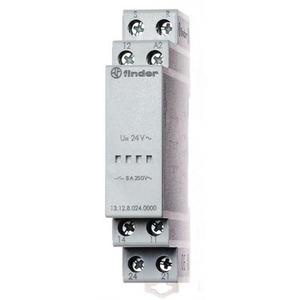 Finder CALL/RESET RELAIS 1W+1M 24VAC