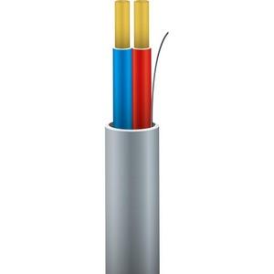 Nexans 2YH mbzh signaalkabel 8x0,8mm Grijs 10199192