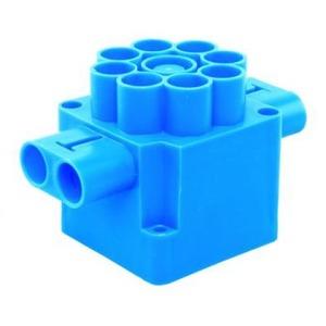 ABB 55mm 4x16mm+8x16+1x19mm (bodem) Perforadoos