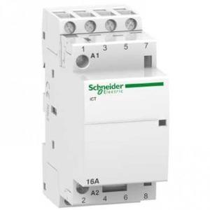 Schneider Electric Ict magneetschakelaar 4p 4m 16a 24 v