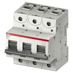 ABB System Pro M Compact Installatieautomaat S karakteristiek 13A 3p 4,5TE 2CCP843001R1139
