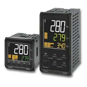 Omron Temperatuurregelaar, 48x 96 mm, sensor ingang: temp.-en analoge ingan