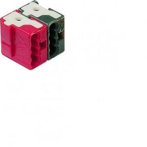 Hager Busklem tbv 0,6-0,8mm2 tebis