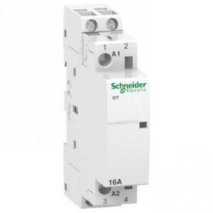 Schneider Electric Ict magneetschakelaar 2p 2m 16a 12 v