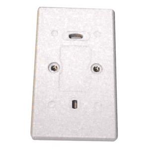 Corodex BODEMPLAAT SCHAKELMATERIAAL 2-VOUDIG CREMEWIT/ELEKTROWIT 2230861WI