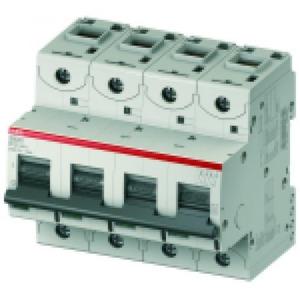 ABB System Pro M Compact Installatieautomaat B karakteristiek 63A 4p 6TE 2CCS884001R0635
