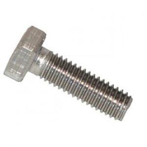 Newlec Tapbout M6x20mm Geen (onbehandeld) Roestvaststaal (RVS) 0933-2-06020