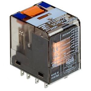 Schrack 1-1393154-2 4POL.6A 24VDC SCHRACK
