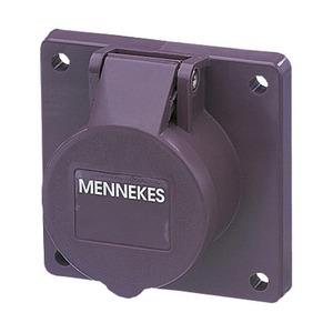 Mennekes INB.WANDCONTACTDOOS 32A 2P 25V IP44