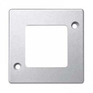 Merten ANTI-VANDALISME Afdekraam 1V Aluminium IP20 MTN480160