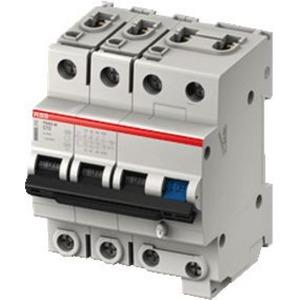 ABB Smissline-S aardlekautomaat 4p 16A 0,03A B 2CCL464110E0165