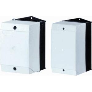 Eaton Kast, CI, HxBxD=280x200x125mm,+montageplaat, uitbreekopeningen