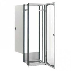 Sarel RACK VDA 24U810 PARTIAL REAR DOOR