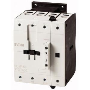 Eaton Magneetschakelaar DILMP125(RDC24) (24-27VDC) 125A, AC1, 4-polig