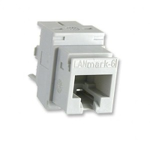 NCS LANMARK-6 EVO SNAP-IN CONNECTOR CAT 6 UNSCREENED