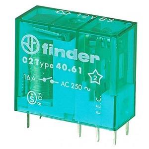 Finder RELAIS 1W 16A 24VUC BS
