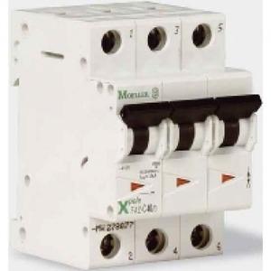 Eaton Installatieautomaat FAZ-D20/3 , D 20A , 3 Polig , 15 kA