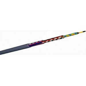 Jobarco EQ-Flex Eca stuurstroomleiding 7G0,5mm² Grijs 1007307H0500 RL