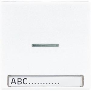 Jung LS range bedieningselement Aan-/uit-schakelaar Enkele wip Crèmewit (elektrowit) LS990NAKO5