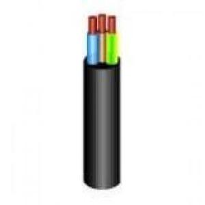 Bohm VMVL Eca mantelleiding 3G1,5mm² Zwart 01807027R100