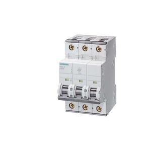 Siemens CIRCUIT BREAKER 15KA 3POL C25