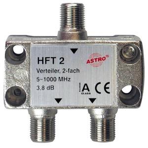Astro HFT2 verdeler 2-v Kabelkeur