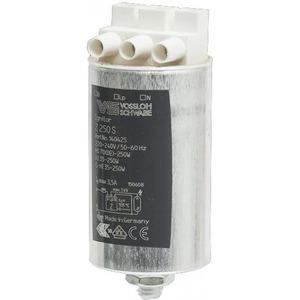 Vossloh Ontsteker aluminium behuizing 220-240v voor hs en hi max 250w