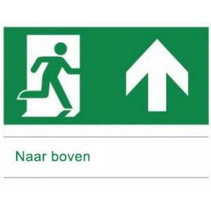 Newlec NEW STICKER NEN 7010 BOVEN