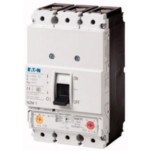 Eaton Vermogensautomaat NZM1, 3p, 50A