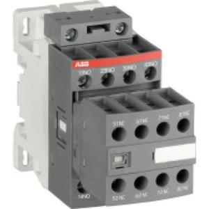 ABB Hulpmagneetschakelaar 4no+4nc met laag spoelvermogen v plc aansturi