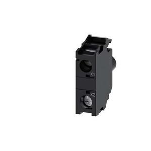 Siemens LED-MODULE WIT 24VAC/DC SCHROEFAANSLUITING
