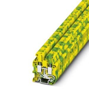 Phoenix Contact MUT aardrijgklem 0,2-4mm Groen/geel 3248037