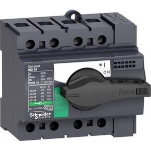 Schneider Electric Compact Lastscheider IP40 4p 63A 28903