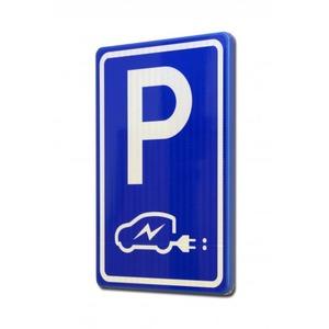 934450951 Alfen Icu Parkeerbord Oplaadpunt Elektrische Auto Met