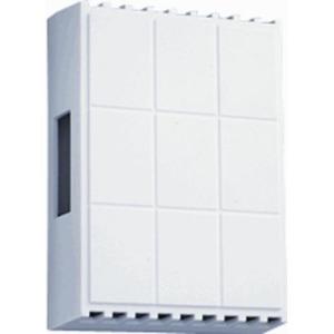 Friedland Gong 8V 1A opbouw wit 119x82x36 75dB(A) 450mA