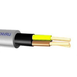 Draka HULT installatiekabel 3G4mm² Grijs 121652H5 RL