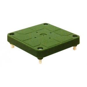 ABB deksel voor 3640, incl. schroeven, groen