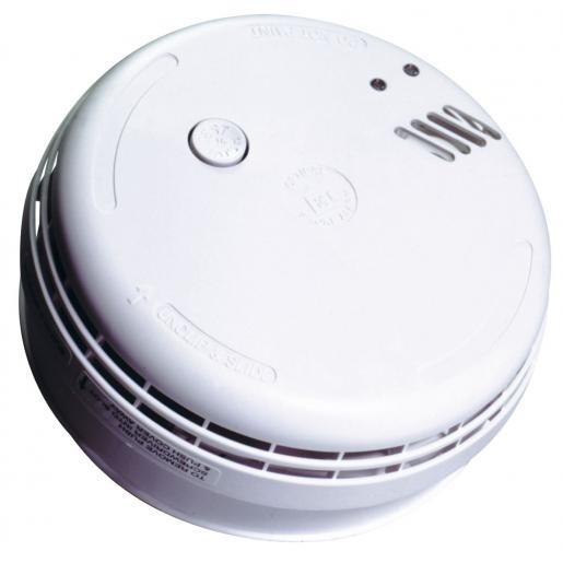 EI Electronics Optische rookmelder 230v met 9v alkaline back-up