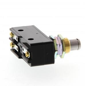 Omron General purpose basic switch, panel mount plunger (medium OP), SPDT, 1