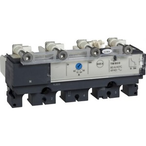 Schneider Electric BEVEILIGING TMD32A 4P3L