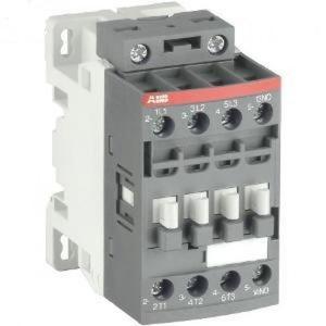 ABB Hulp Magneetschakelaar Met laag spoelvermogen, v PLC aansturing spoel