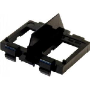 ABB Dataraam zwart voor de MP-D en HLD33D (14,8x20,4 mm)
