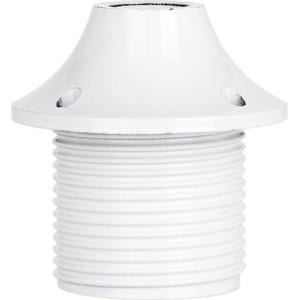 Bailey LAMPHOLDER E27 THREAD+CAP WHITE