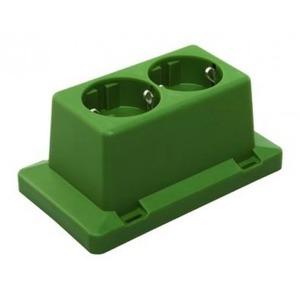 ABB 2-voudige wcd voor 3611, groen