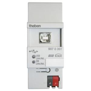 Theben USB interface EIB/KNX