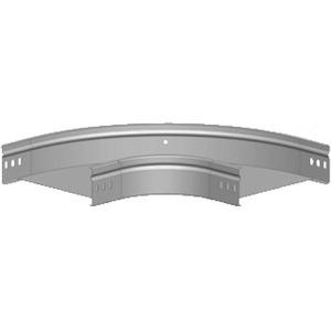 Legrand Van Geel P31 Bocht/hoekstuk kabelgoot 90° 600x60mm 7037 340757