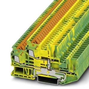 Phoenix Contact QTTCB aardrijgklem 0-0mm Groen/geel 3050219