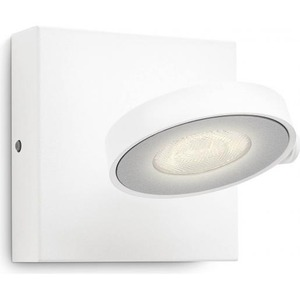 Philips CLOCKWORK single spot white 1x4.5W SELV